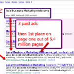 Search Engine Marketing FirmLocal Business Marketing first page of Google by Search Engine Marketing Firm from 102 million results